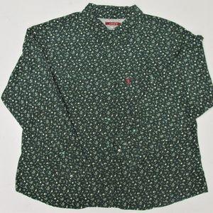 Levi's Women's L/S Corduroy Shirt Size Large